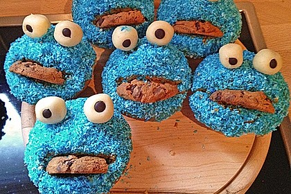 Krümelmonster Muffins 89