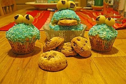 Krümelmonster Muffins 134