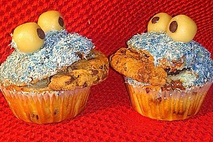 Krümelmonster Muffins 113