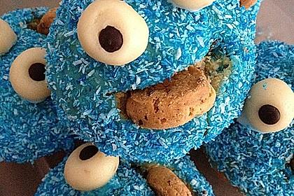 Krümelmonster Muffins 106