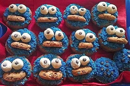 Krümelmonster Muffins 151