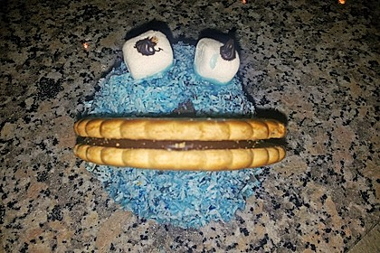 Krümelmonster Muffins 165