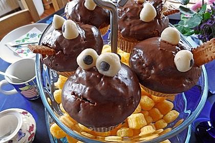 Krümelmonster Muffins 160