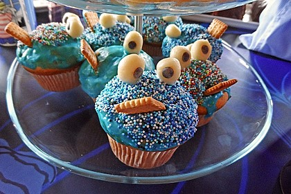 Krümelmonster Muffins 95