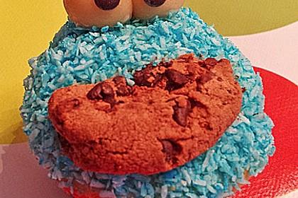 Krümelmonster Muffins 98
