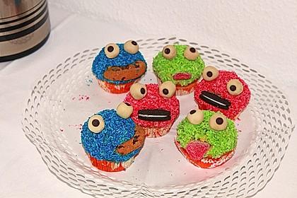 Krümelmonster Muffins 49