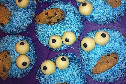 Krümelmonster Muffins 100