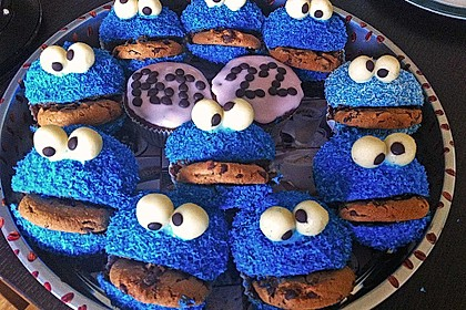 Krümelmonster Muffins 82