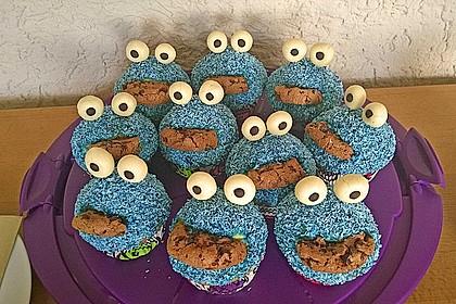 Krümelmonster Muffins 86