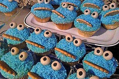 Krümelmonster Muffins 19