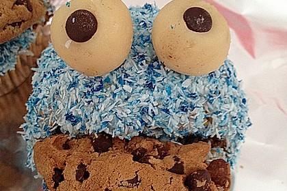 Krümelmonster Muffins 41
