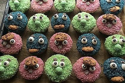 Krümelmonster Muffins 80
