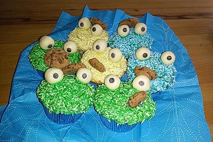 Krümelmonster Muffins 64