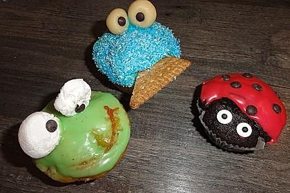 Krümelmonster Muffins 66