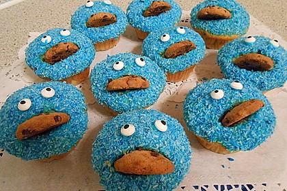 Krümelmonster Muffins 51