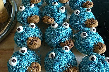 Krümelmonster Muffins 119