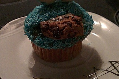 Krümelmonster Muffins 124