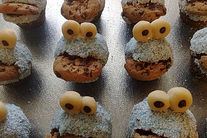 Krümelmonster Muffins 164