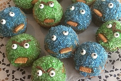Krümelmonster Muffins 162