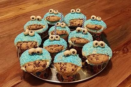Krümelmonster Muffins 112