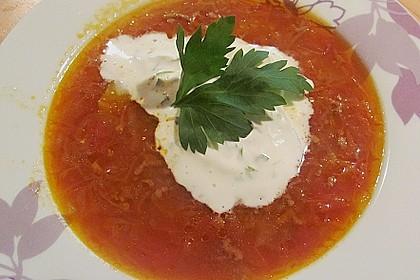 Fiefhusener Sauerkrautsuppe - Suurkrut Supp für viele Hungrige
