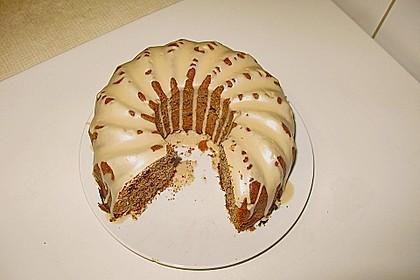 Mandel - Schoko - Kuchen