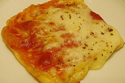 Pizza - Raclette 7