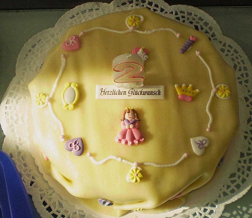 Himbeer marzipan torte rezept mit bild von - Torten dekorieren mit marzipan ...