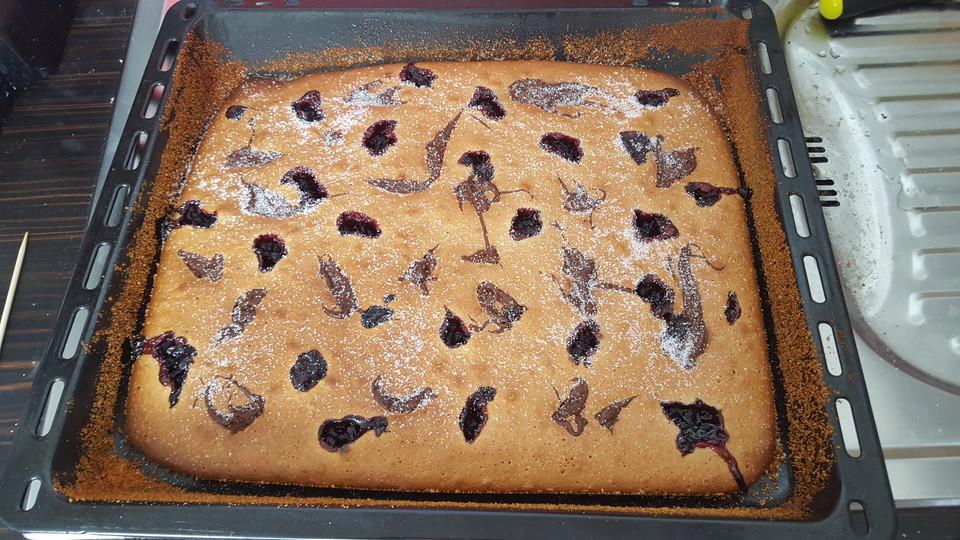 Nutella tassenkuchen ohne backpulver