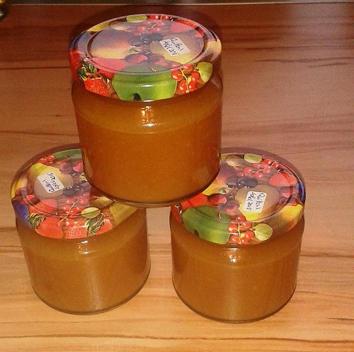 quitten apfel marmelade rezept mit bild von schleckerm ulcheen