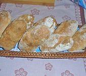 Buttermilchbrötchen mit Vorteig (Bild)