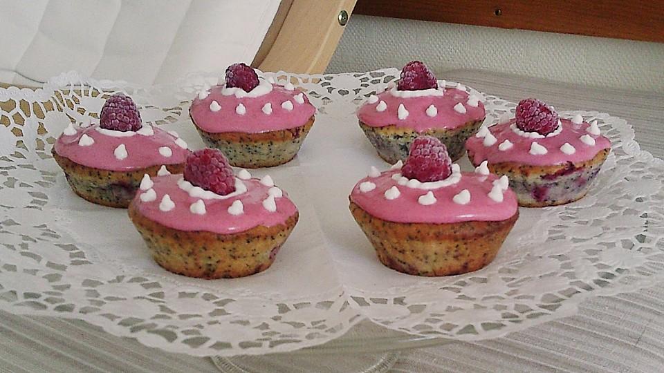 Himbeer Mohn Muffins : himbeer mohn muffins rezepte ~ Lizthompson.info Haus und Dekorationen
