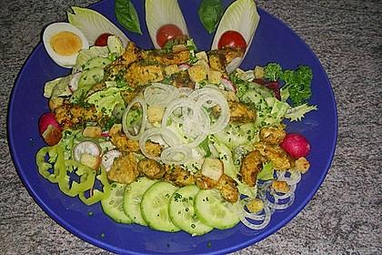 Marinade für Hühner- oder Putenfleisch zum Raclette 4