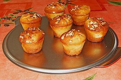 Isas spanische Kiwi - Bananen - Muffins