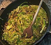 Wirsing - Lauch - Gemüse (Bild)
