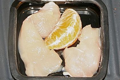 Raclette mit Hähnchenbrustfilets 1
