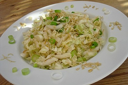 "Salat - man sagt dazu ""Friß dich dumm Salat"" 4"
