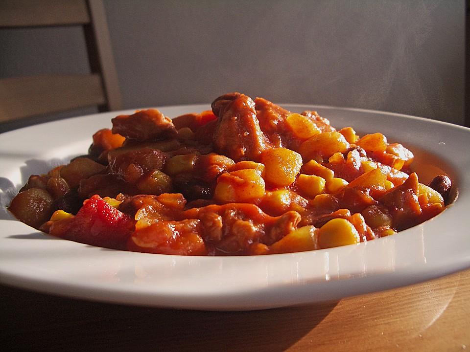 Chili con pollo (Rezept mit Bild) von DerJonasMS | Chefkoch.de