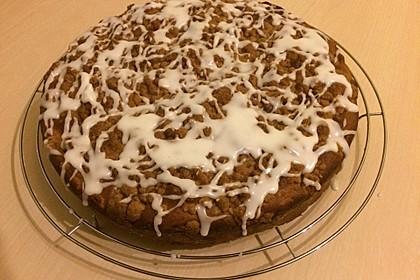 Marzipan - Apfel - Muffins mit Zimtstreuseln 7