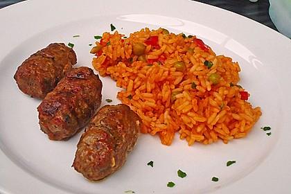 Hackfleisch - Spieße auf türkische Art 12