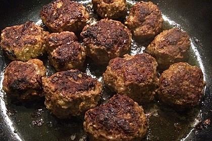 Hackfleisch - Spieße auf türkische Art 20