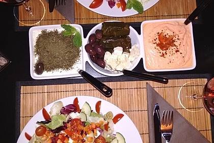 Hackfleisch - Spieße auf türkische Art 6