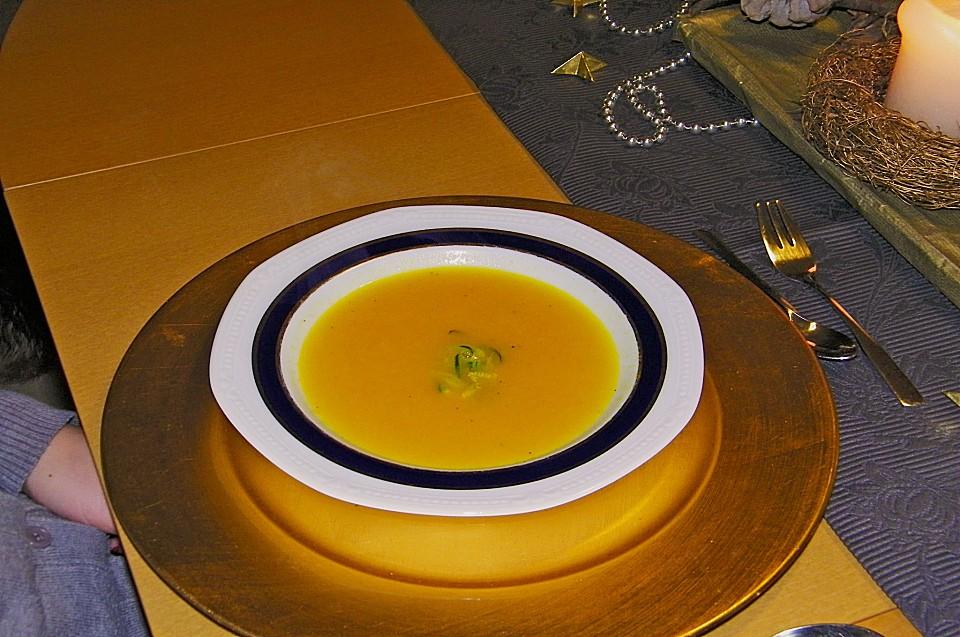 gelbe paprika safran suppe rezepte. Black Bedroom Furniture Sets. Home Design Ideas