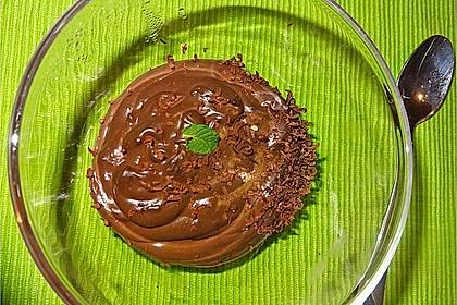 Schokoladen - Erdnussbutter - Tofu - Pudding 2