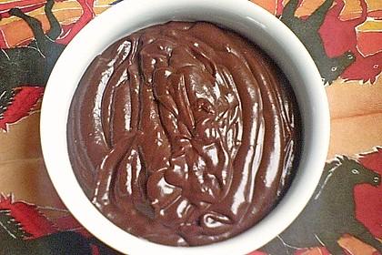 Schokoladenpudding selbst gemacht 10