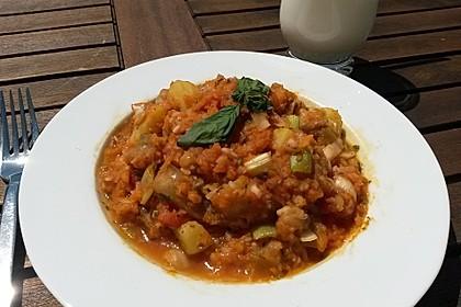 Erbsen - Gemüseeintopf auf türkische Art 3