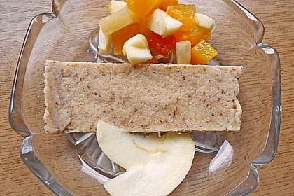 Haselnuss - Grieß - Dessert auf türkische Art