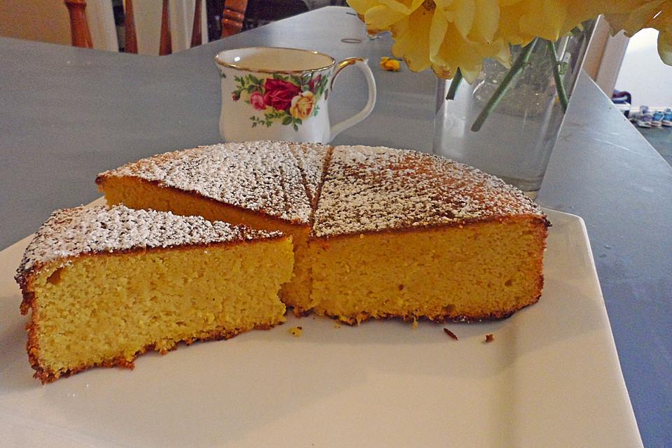 orangen mandel kuchen rezept mit bild von pumpkin pie. Black Bedroom Furniture Sets. Home Design Ideas
