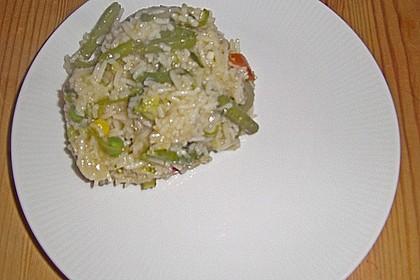 Gemüse - Risotto