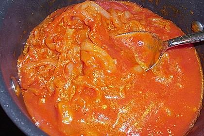 Curry - Zwiebel - Sauce 13